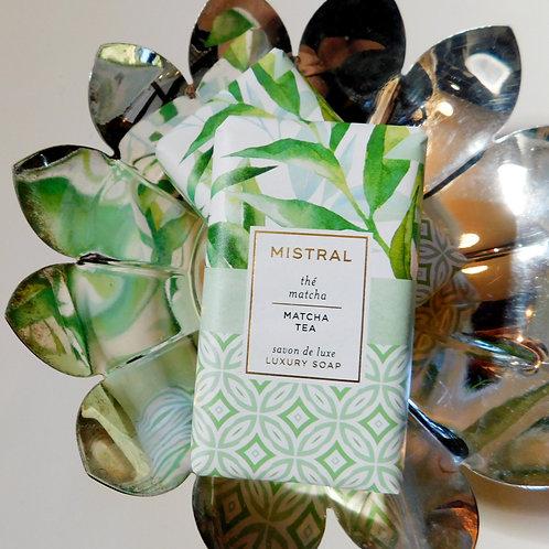Mistral Matcha Soap