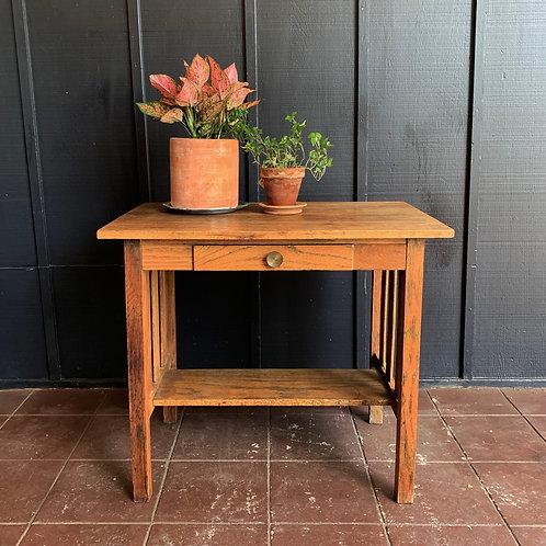 Oak Craftsman Desk