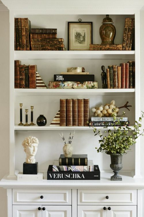 Add Soulful Style with Vintage Books