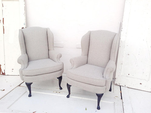 Parker Wingback Chairs