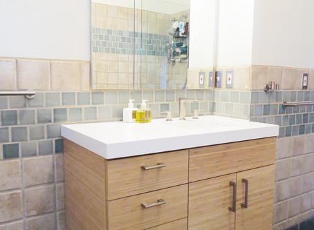 Contemporary Bathroom Sprucer