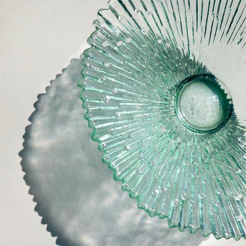 Artisan Sea Glass Starburst Bowl