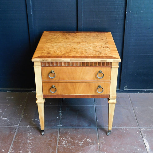 Classic End Tables (2 available / sold individually)