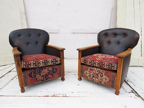 Turkish Club Chairs