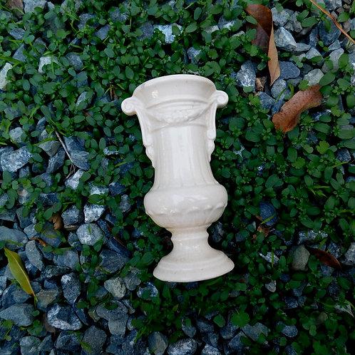 Petite Ceramic Urn Bud Vase