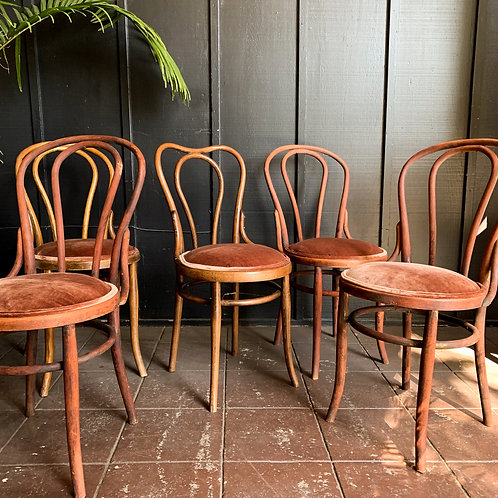 Thonet-Style Dining Chairs -(price per chair)