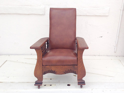 Long Child's Chair