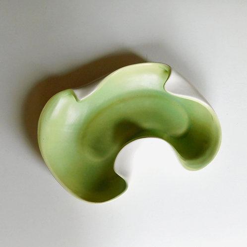 Redwing Moss Sculptural Accent Dish