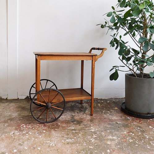 Antique Bar / Tea Cart