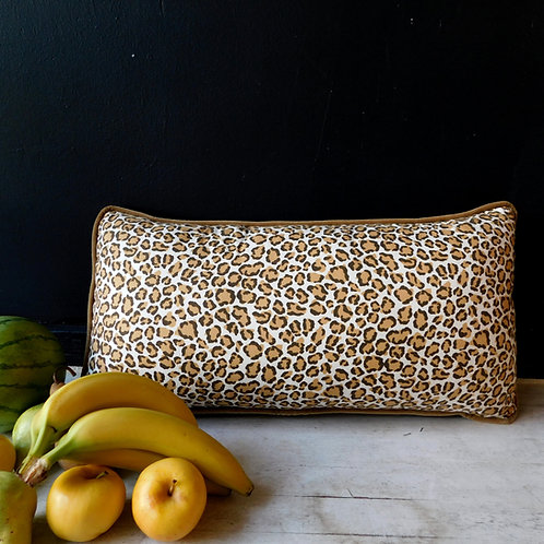Cheetah Print Lumbar