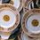 Thumbnail: Florentine Vintage Ceramic Dinner Plates (set of 6)