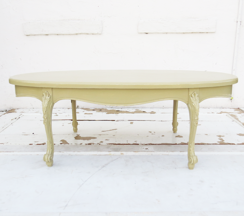 Cafe Au Lait Coffee Table