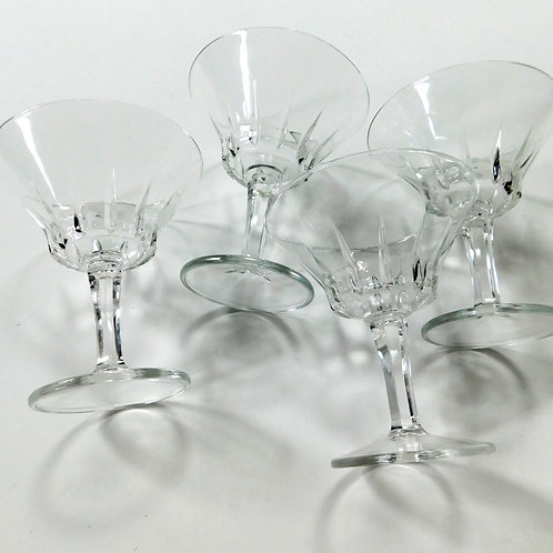 Italian Cocktail Glasses (set of 4)