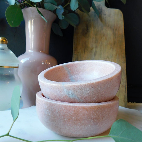 Blush Marble Petite Bowl
