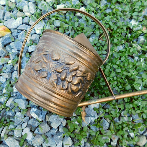 Brass Flora Watering Can