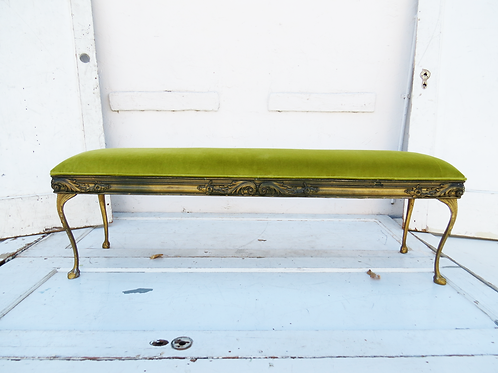 French Chartreuse Bench