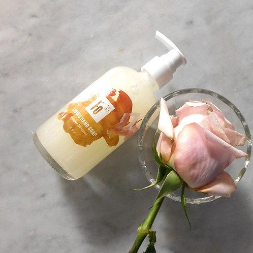 Ginger Blossom Liquid Hand Soap