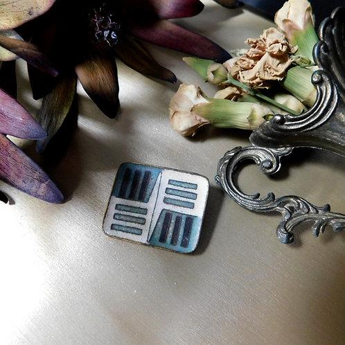 Modernist Studio Pin