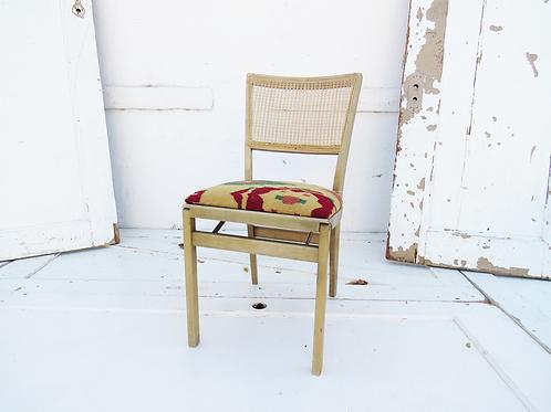 Kilim Folding Chair