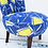 Thumbnail: French Color Pop Vanity Chair