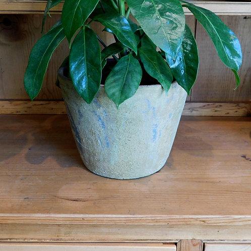 Medium Modern Rustic Planter