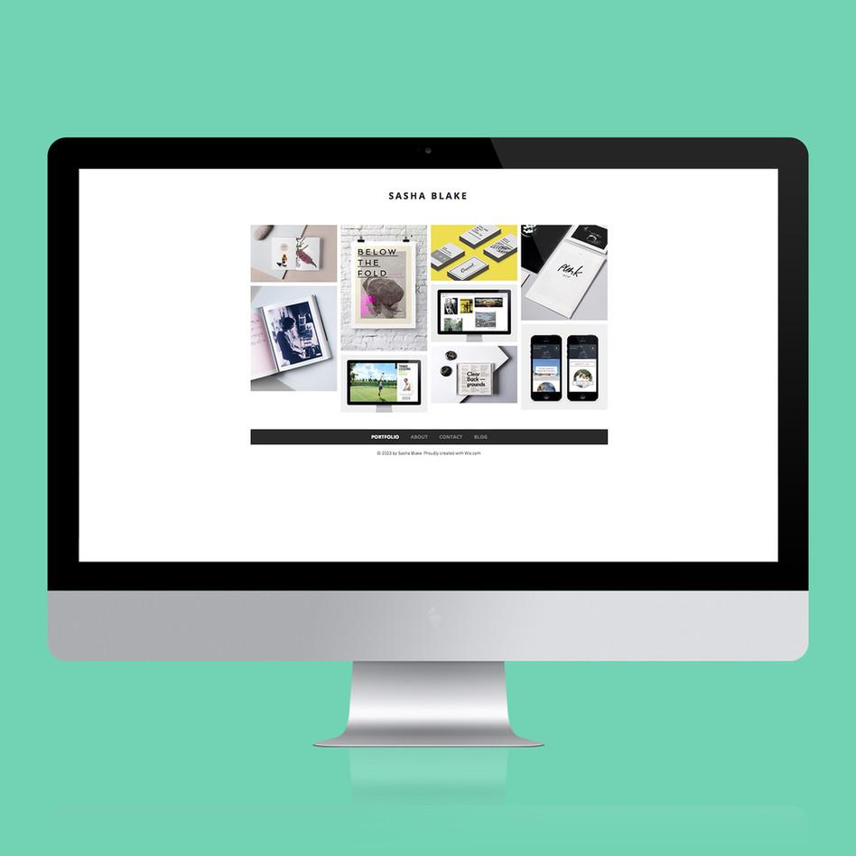 Webdesign-Portfolio