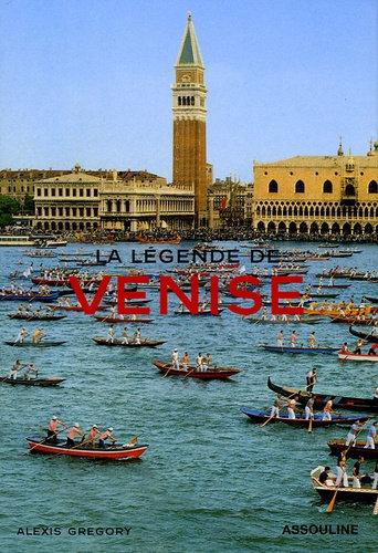 """Book """"La légende de Venise"""""""