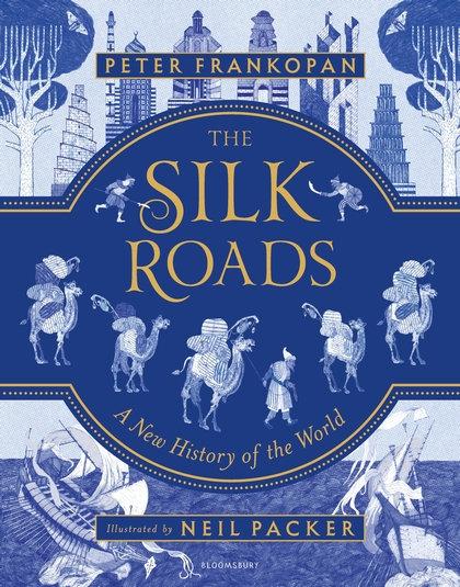 Book The Silk Roads:  Signed Peter Frankopan