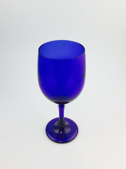 Glass Blue Cobalt Medium (Set of 2 pieces)