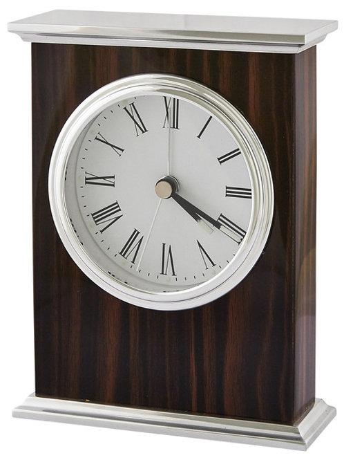 Alarm Clock in Ebony