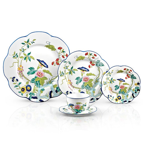 Royal limoges porcelain dinnerware