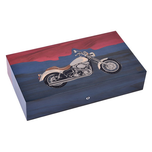 "Cigar Box 110 cigars ""Motorbike"""