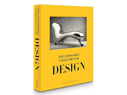 """Book  """"The impossible Collection of  Design"""""""