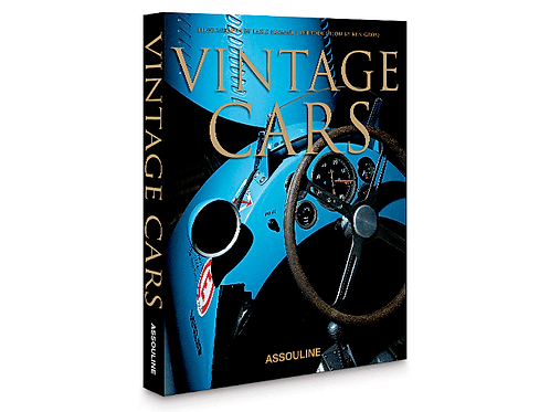 "Book  ""Vintage Cars"""