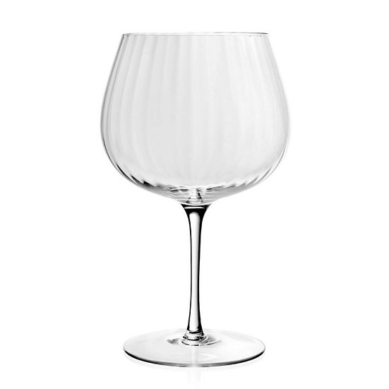 Gin cocktail glass