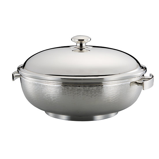 Hot & Cold thermic dish (round)
