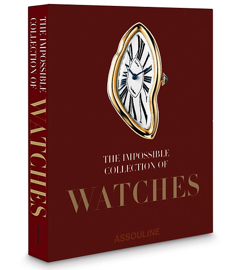 """Book  """"The impossible Collection of Watches"""""""