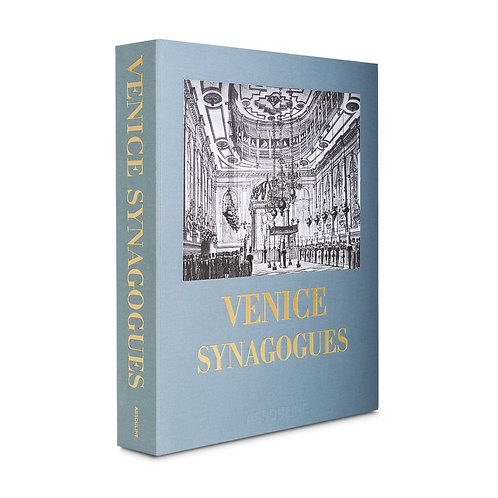 """Book """"Venice Synagogues"""""""