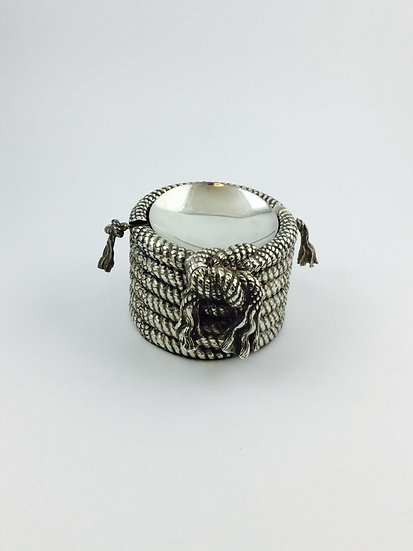 Silver Plated Ashtray