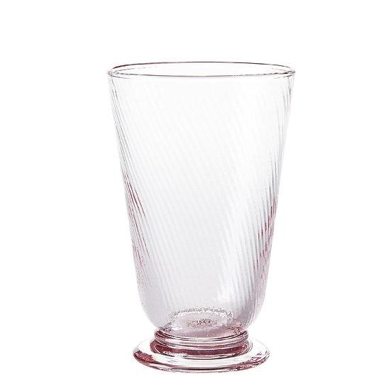Set of 8 glasses Petal Pink