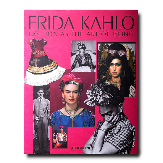 "Book ""Frida Kahlo"""