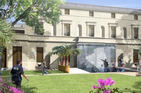 L'art conceptuel pour faire briller Montpellier