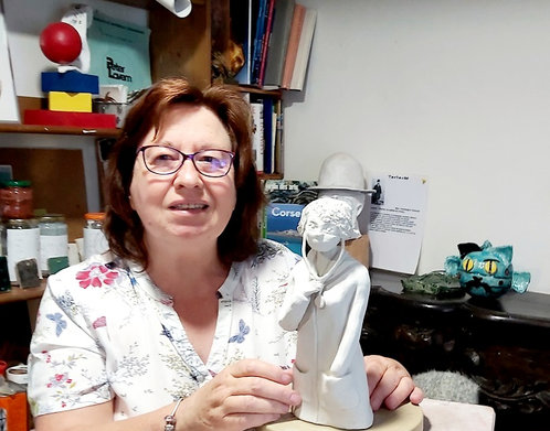 Mireille sculpt 2020