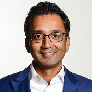Naveen Menon, President, ASEAN, Cisco