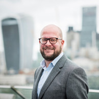 Theo Blackwell, Chief Digital Officer of London
