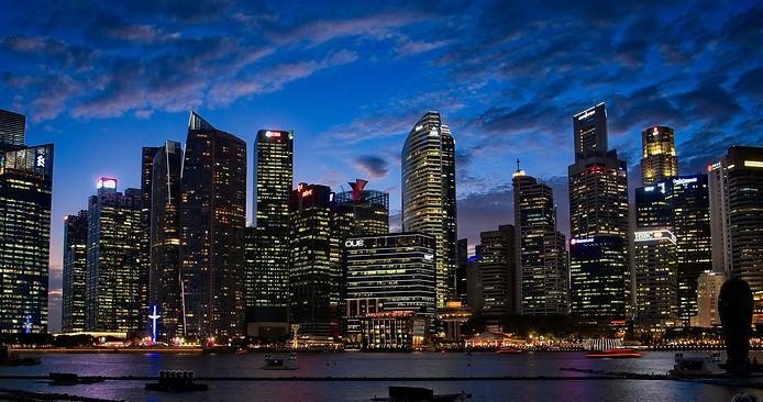 Cities of the Future - Singapore - Hero