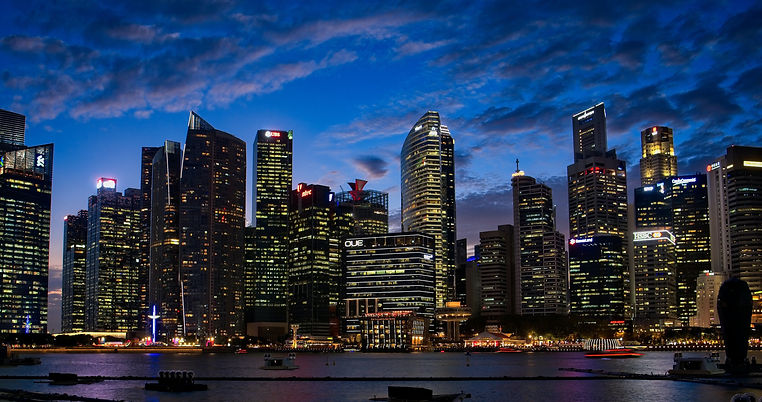 Cities of the Future - Singapore - Hero
