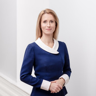 Kaja Kallas, Prime Minister of Estonia