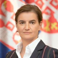Ana Brnabić, Prime Minister, Republic of Serbia