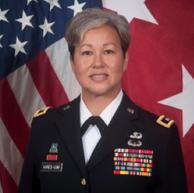 Major General Suzanne Vares-Lum